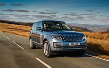 Обои автомобили Range Rover Autobiography P400e UK-spec - 2018