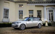 Обои автомобили Range Rover SVAutobiography LWB UK-spec - 2019