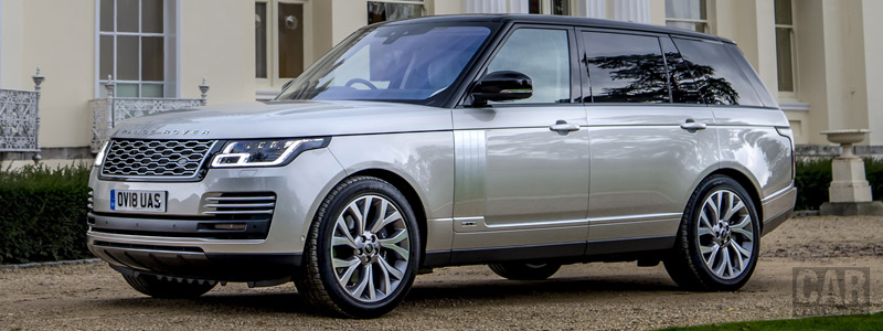 Обои автомобили Range Rover SVAutobiography LWB UK-spec - 2019 - Car wallpapers