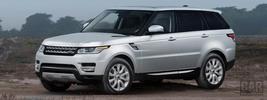 Range Rover Sport US-spec - 2014