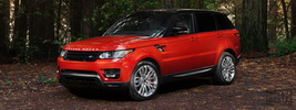 Range Rover Sport Supercharged US-spec - 2014