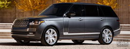 Range Rover SVAutobiography LWB US-spec - 2016
