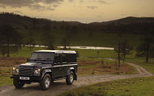 Обои автомобили Land Rover Defender Station Wagon - 2007