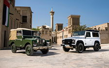 Обои автомобили Land Rover Defender 90 2000000th - 2015