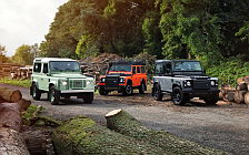 Обои автомобили Land Rover Defender 90 Heritage - 2015