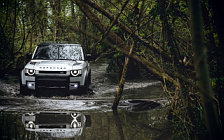 Обои автомобили Land Rover Defender 110 Country Pack First Edition - 2020