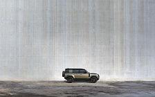 Обои автомобили Land Rover Defender 110 P400 X - 2020