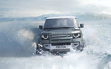 Обои автомобили Land Rover Defender 90 D240 SE Urban Pack - 2020