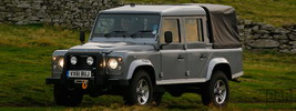 Land Rover Defender 110 Crew Cab Pick-Up - 2012