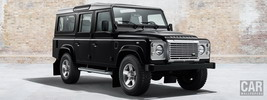 Land Rover Defender 110 Silver Pack - 2014