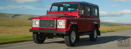 Land Rover Defender 110 Station Wagon - 2013