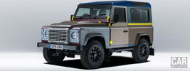 Land Rover Defender 90 by Paul Smith - 2015
