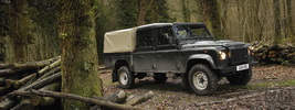 Land Rover Defender Double Cab Pickup 2007