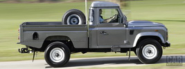 Land Rover Defender Single Cab Pickup 2007