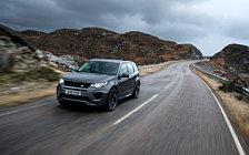 Обои автомобили Land Rover Discovery Sport HSE Si4 Dynamic Lux - 2017