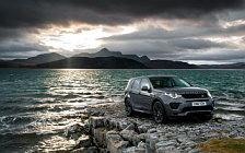 Обои автомобили Land Rover Discovery Sport HSE Si4 Dynamic Lux - 2017