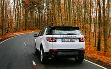 Обои автомобили Land Rover Discovery Sport HSE Sd4 - 2018
