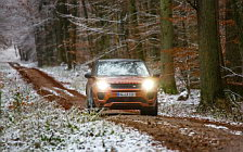 Обои автомобили Land Rover Discovery Sport HSE Si4 Dynamic Lux - 2018