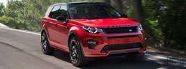 Land Rover Discovery Sport HSE Dynamic Lux - 2015
