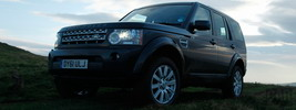 Land Rover Discovery 4 - 2012