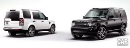 Land Rover Discovery 4 Landmark Limited Edition - 2011