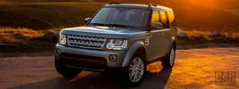 Land Rover Discovery 4 SCV6 HSE - 2014