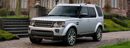 Land Rover Discovery 4 XXV Special Edition - 2014
