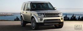 Land Rover Discovery Graphite - 2015