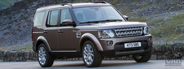 Land Rover Discovery SDV6 HSE - 2014