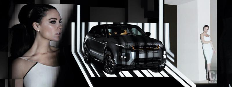 Обои автомобили Range Rover Evoque Special Edition Victoria Beckham - 2012 - Car wallpapers