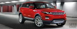 Land Rover Range Rover Evoque 5-door Prestige - 2011