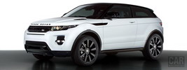 Range Rover Evoque Black Design Pack - 2013