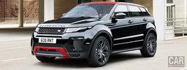 Range Rover Evoque Ember Edition - 2016