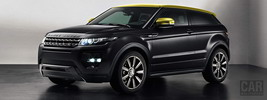 Range Rover Evoque Limited Edition Santorini Black - 2013