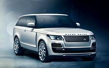 Обои автомобили Range Rover SV Coupe - 2018