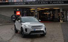 Обои автомобили Range Rover Evoque D180 SE - 2019