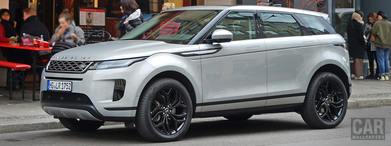 Обои автомобили Range Rover Evoque D180 SE - 2019 - Car wallpapers
