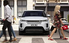 Обои автомобили Range Rover Evoque D240 HSE - 2019