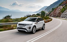 Обои автомобили Range Rover Evoque R-Dynamic (Yulong White) - 2019