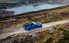 Обои автомобили Range Rover Sport SVR - 2017