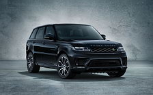 Обои автомобили Range Rover Sport Shadow Edition - 2018