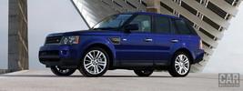 Land Rover Range Rover Sport - 2010