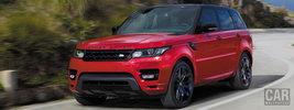 Range Rover Sport HST - 2015