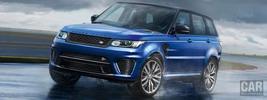 Range Rover Sport SVR - 2014