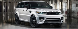 Range Rover Sport Stealth Pack - 2014