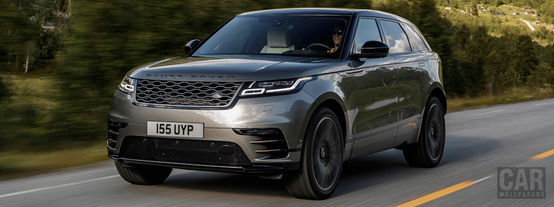 Cars wallpapers Range Rover Velar R-Dynamic P380 HSE - 2017 - Car wallpapers