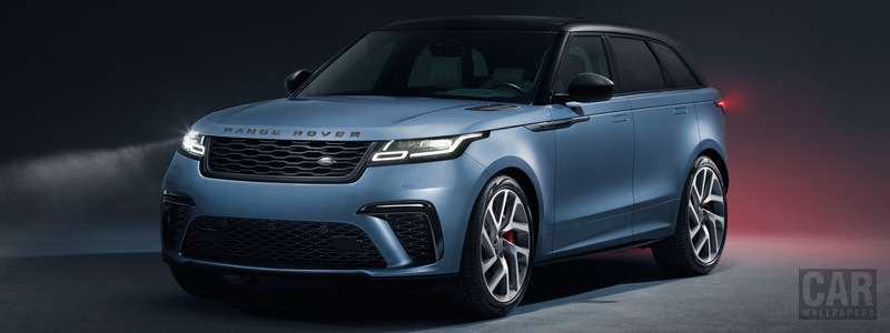 Обои автомобили Range Rover Velar SVAutobiography Dynamic Edition - 2019 - Car wallpapers