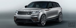 Range Rover Velar R-Dynamic P380 HSE First Edition - 2017