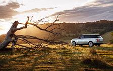 Обои автомобили Range Rover Autobiography P400e LWB - 2017