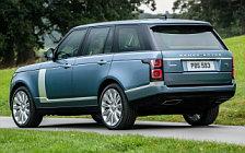 Обои автомобили Range Rover Autobiography - 2017